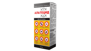 Инсектоакарицидное средство «Альтецид»  100мл